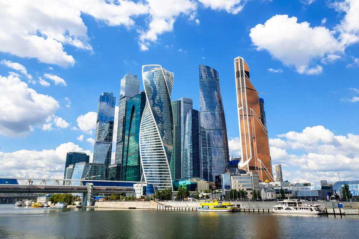 City tour Moscow city
