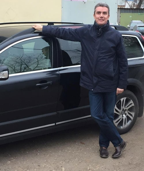 Put-in tours Moscow airport transfers SVO - DME - VKO