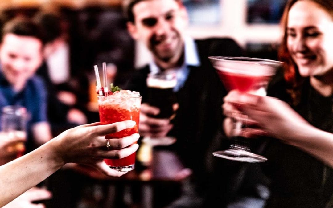 3 best cocktails to party in Moscow