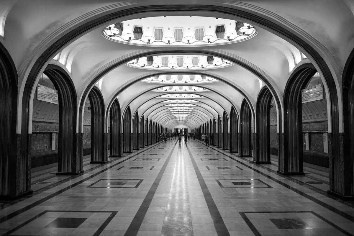 Metro tour Moscow Putintours