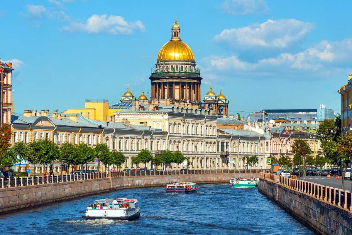 City tour Saint Petersburg Put-in-tours
