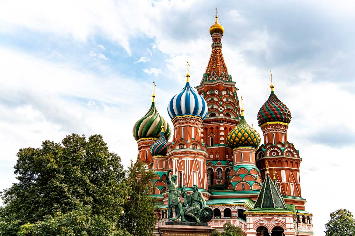 Putintours Moscow must see